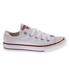 CONVERSE - Παιδικά παπούτσια Chuck Taylor λευκά
