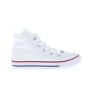 CONVERSE - Βρεφικά παπούτσια Chuck Taylor All Star Hi λευκά 316c19a3a12
