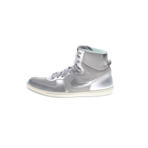 NIKE - Γυναικεία παπούτσια Nike TERMINATOR LITE HI ασημί γκρι