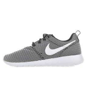 bd8da95361b NIKE - Παιδικά αθλητικά παπούτσια NIKE ROSHE ONE (GS) ασπρόμαυρα