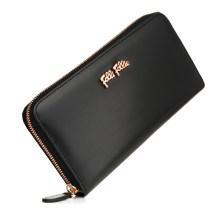 FOLLI FOLLIE - Γυναικείο πορτοφόλι FOLLI FOLLIE μαύρο