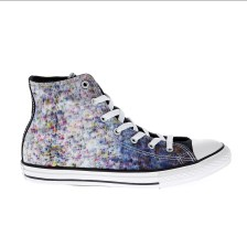 CONVERSE - Παιδικά παπούτσια Chuck Taylor μπλε-λευκά