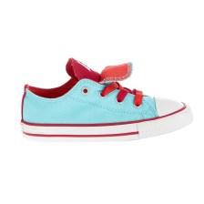 CONVERSE - Βρεφικά παπούτσια Chuck Taylor σιέλ