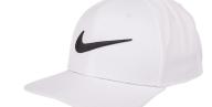 NIKE - Unisex καπέλο NIKE PRO SWOOSH CLASSIC λευκό