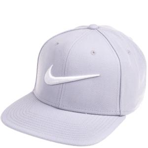 NIKE - Unisex καπέλο NIKE PRO SWOOSH CLASSIC γκρι