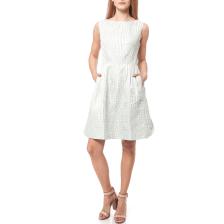 TED BAKER - Γυναικείο φόρεμα Ted Baker λευκό