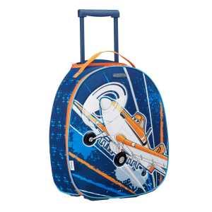 SAMSONITE - Παιδική βαλίτσα τρόλεϋ SAMSONITE UPRIGHT 45/16 DISNEY WONDER μπλε