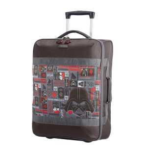 SAMSONITE - Παιδική βαλίτσα τρόλεϊ SAMSONITE STAR WARS WONDER μαύρη
