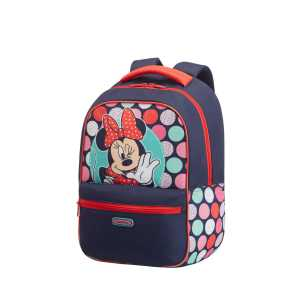 AMERICAN TOURISTER - Παιδική τσάντα AMERICAN TOURISTER DISNEY LEGENDS μπλε