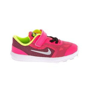 236efd6e0dc NIKE - Παιδικά αθλητικά παπούτσια NIKE REVOLUTION 3 φούξια