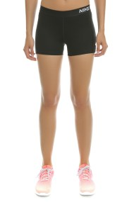 NIKE - Γυναικείο αθλητικό κοντό κολάν Nike PRO SHORT 3IN μαύρο
