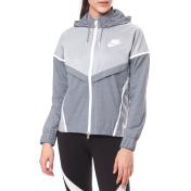 Nike NIKE - Γυναικείο NIKE BONDED WINDRUNNER γκρι 2018