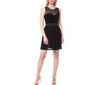 Guess GUESS - Γυναικείο φόρεμα Guess μαύρο 2018