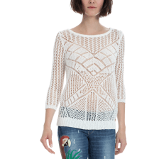 GUESS - Γυναικεία μπλούζα Guess λευκή