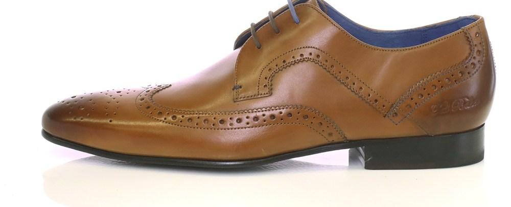 TED BAKER - Ανδρικά παπούτσια OAKKE TED BAKER καφέ