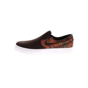 NIKE - Ανδρικά αθλητικά παπούτσια NIKE ZOOM STEFAN JANOSKI SLIP PRM καφέ