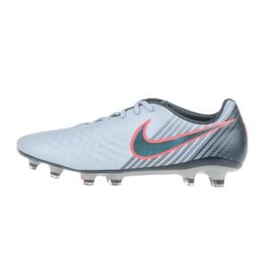 NIKE - Ανδρικά ποδοσφαιρικά παπούτσια NIKE MAGISTA OPUS II FG γαλάζια