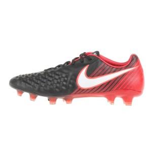 NIKE - Ανδρικά ποδοσφαιρικά παπούτσια NIKE MAGISTA OPUS II FG μαύρα - κόκκινα