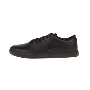 NIKE - Unisex παπούτσια NIKE SB CHECK SOLAR μαύρα