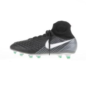 NIKE - Ανδρικά ποδοσφαιρικά παπούτσια Nike MAGISTA OBRA II FG μαύρα