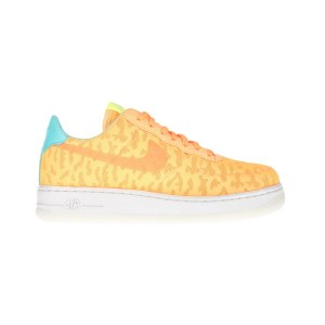 NIKE - Γυναικεία αθλητικά παπούτσια WMNS AIR FORCE 1 '07 TXT PRM πορτοκαλί - ΛΑΘΟΣ ΧΡΩΜΑ