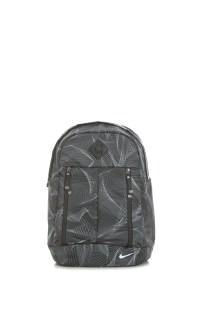 400e361534 NIKE - Γυναικεία τσάντα πλάτης Nike Auralux μαύρη με print