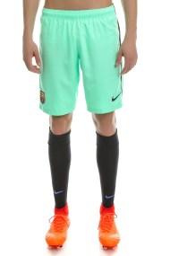 NIKE - Ποδοσφαιρική βερμούδα Nike Barcelona πράσινη