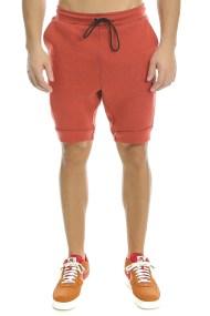 NIKE - Ανδρική βερμούδα Nike SW TCH FLC κόκκινη