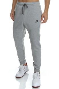 NIKE - Ανδρικό παντελόνι φόρμας NSW TCH FLC JGGR γκρι