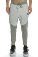 NIKE - Ανδρικό παντελόνι φόρμας NIKE SPORTSWEAR TCH FLC JGGR πράσινη μπεζ