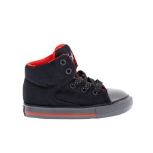 CONVERSE - Βρεφικά παπούτσια Chuck Taylor All Star High Str μαύρα