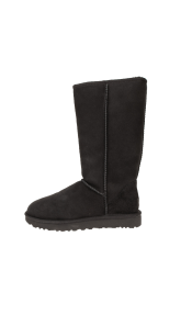UGG - Γυναικείες μπότες UGG W CLASSIC TALL 1.5 μαύρα