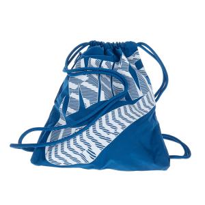 6a982418fe NIKE - Unisex σακίδιο γυμναστηρίου NIKE HERITAGE μπλε