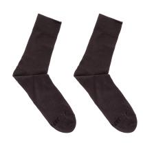 GSA - Ανδρικές κάλτσες MEN MERSERIZED ANKLE SOCKS GSA καφέ
