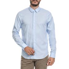 GARCIA JEANS - Ανδρικό πουκάμισο Garcia Jeans μπλε