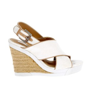 CALVIN KLEIN JEANS - Γυναικείες πλατφόρμες Calvin Klein Jeans λευκές