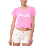 Wildfox WILDFOX - Γυναικεία μπλούζα WILDFOX ροζ 2018