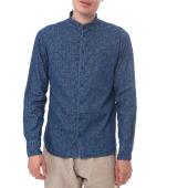 HAMAKI HO - Ανδρικό πουκάμισο HAMAKI HO μπλε image