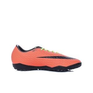 NIKE - Ανδρικά παπούτσια ποδοσφαίρου Nike HYPERVENOMX PHELON III TF κίτρινα  - πορτοκαλί 86913b69533