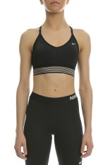 Nike NIKE - Γυναικείο αθλητικό μπουστάκι Nike INDY COOLING μαύρο 2018