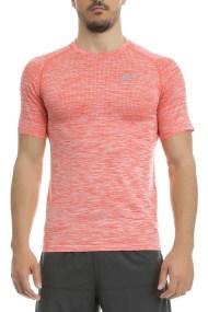 NIKE - Αθλητική κοντομάνικη μπλούζα Nike πορτοκαλί