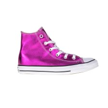 CONVERSE - Παιδικά μποτάκια Chuck Taylor All Star Hi ροζ