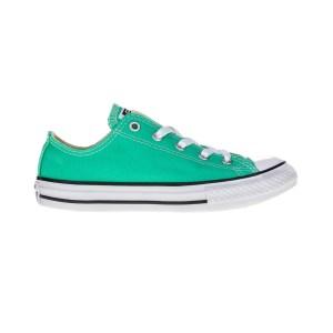 0ac9d5c5c61 CONVERSE - Παιδικά παπούτσια Chuck Taylor All Star Ox πράσινα