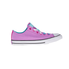 CONVERSE - Παιδικά sneakers CONVERSE Chuck Taylor All Star Loophole μοβ