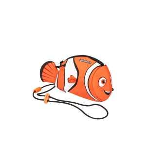 SAMSONITE - Παιδικό τσαντάκι-πορτοφόλι SAMSONITE DISNEY ULTIMATE πορτοκαλί