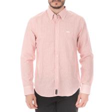 JUST POLO - Ανδρικό πουκάμισο JUST POLO κόκκινο