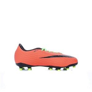 30bd1dbdb4e NIKE - Unisex παιδικά παπούτσια ποδοσφαίρου Nike JR HYPERVENOM PHELON III  FG κίτρινα - πορτοκαλί