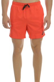 NIKE - Ανδρικό αθλητικό σορτς με τσέπη Nike πορτοκαλί