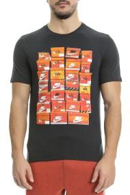 NIKE - Ανδρική κοντομάνικη μπλούζα Nike μαύρη