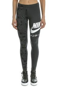 NIKE - Γυναικείο μακρύ κολάν Nike International γκρι